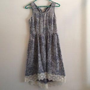 Dresses & Skirts - Hi-low dress